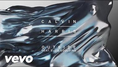 Calvin Harris ft. Ellie Goulding - Outside (Audio)