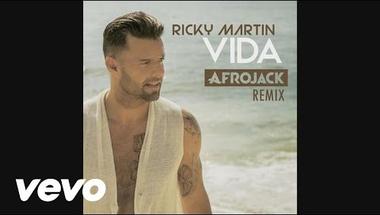 Ricky Martin - Vida (Afrojack Remix)