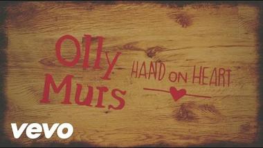Olly Murs - Hand on Heart (lyric)