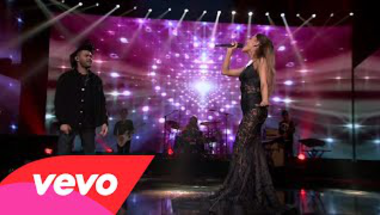Ariana Grande & The Weeknd - Problem + Break Free + Love Me Harder (Medley) (2014 American Music Awards)