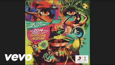 Pitbull feat. Jennifer Lopez & Claudia Leitte - We Are One (Ole Ola) (Audio,The Official 2014 FIFA World Cup Song)