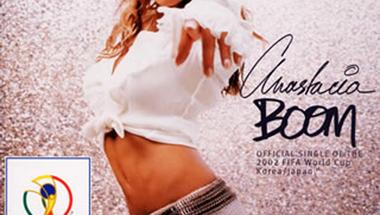 Anastacia - Boom     ♪