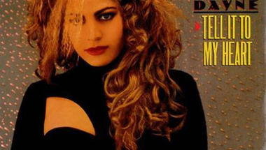 Taylor Dayne - Tell It To My Heart (single)