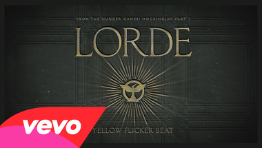 Lorde - Yellow Flicker Beat (Hunger Games)