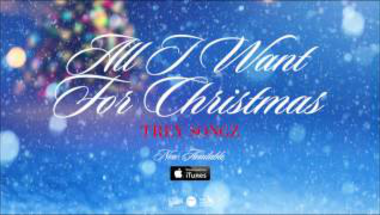 Trey Songz - All I Want For Christmas (Official Audio)