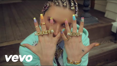 Ke$ha feat. will.i.am - Crazy Kids