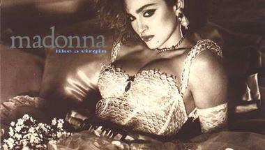 Madonna - Like A Virgin (single)