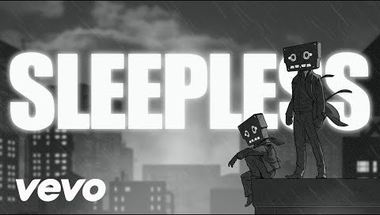 Cazzette ft. The High - Sleepless (Lyric Video)