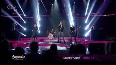Muzikfabrik - This Is My Life (A Dal 2014 második középdöntő)