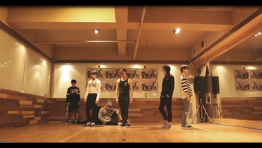 Infinite - Back (Dance Practice)