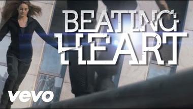 Ellie Goulding - Beating Heart (Lyric Video)    ♪