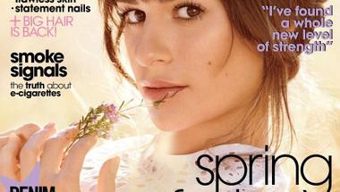 Lea Michele (2014.03. Teen Vogue)