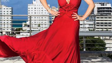 Gloria Estefan a 2013. szeptemberi Ocean Drive magazinban