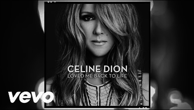 Céline Dion - Water and a Flame (audio)
