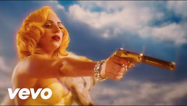 Lady Gaga - Machete Kills - Aura