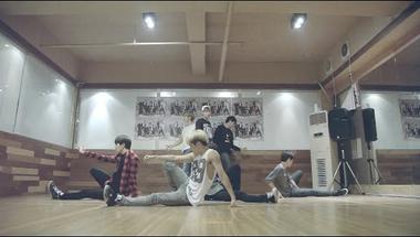 Infinite - Last Romeo (Dance Practice)