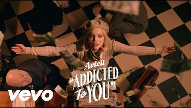 Avicii feat. Audra Mae - Addicted To You    ♪