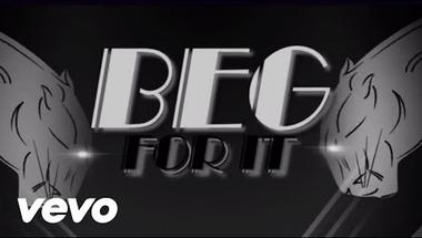 Iggy Azalea ft. MØ - Beg For It (Lyric Video)
