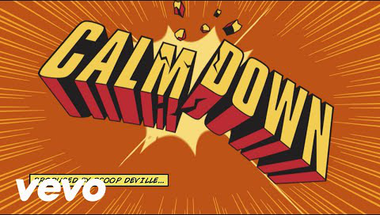 Busta Rhymes ft. Eminem - Calm Down (Lyric Video)