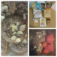 Zabmákos muffin fahéjjal és narancshéjjal