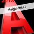 AutoCAD 2018 - Megjelenítés (magyar változat) e-book