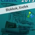 ZWCAD Classic 2015 - Blokkok, Xrefek (angol változat) e-book