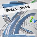 ZWCAD 2018 - Blokkok, Xrefek (magyar változat) e-book