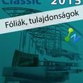 ZWCAD Classic 2015 - Fóliák, tulajdonságok (angol változat) e-book
