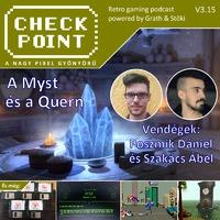 Checkpoint 3x15: A Myst és a Quern