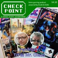 Checkpoint 4x10: A PC-X magazin