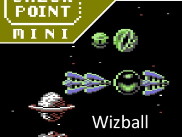 Checkpoint Mini #70: Wizball