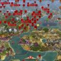 Így néz ki, amikor 42 játékos esik egymásnak Civilizationben