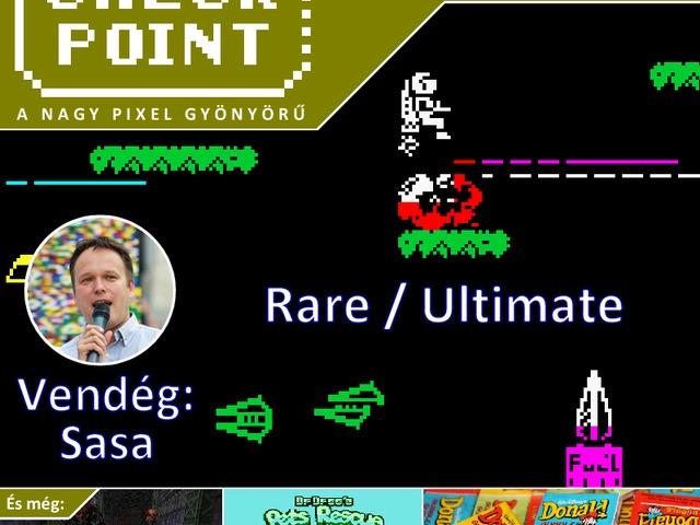 Checkpont 4x06: A Rare / Ultimate Play The Game