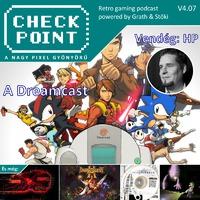 Checkpoint 4x07: A Dreamcast
