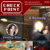 Checkpoint 4x08: A Remedy Entertainment