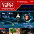 Checkpoint 3x22: Ron Gilbert játékai