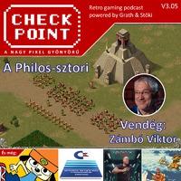 Checkpoint 3x05: A Philos-sztori