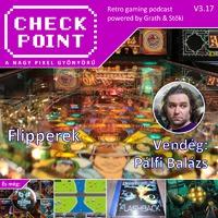 Checkpoint 3x17: Flipperek