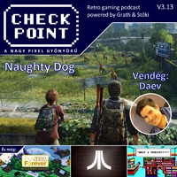 Checkpoint 3x13: Naughty Dog
