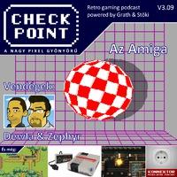 Checkpoint 3x09: Amiga