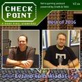 Checkpoint különkiadás: 2016 legjobbjai