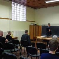 Identitás Műhely Békéscsabán: László Balázs tartott előadást