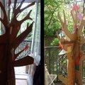 Szülinapi közös ünnepléshez: építsünk, díszítsünk köszöntő-fát