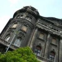 Adria Rt. székháza Budapesten
