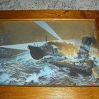 Az otrantói csata festményen