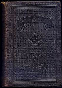 Marine-Almanach borító