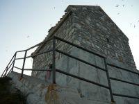 Petrovac a Zenta túlélőinek kápolnájánál elhelyezett koszorú