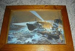Otrantói csata festmény