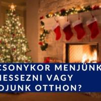 Karácsonykor menjünk wellnessezni vagy maradjunk otthon?