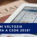 Mégsem változik annyira a CSOK 2018. február 15-től?